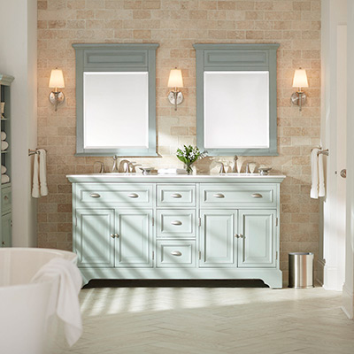 Bath - Bathroom Vanities, Bath Tubs & Faucets