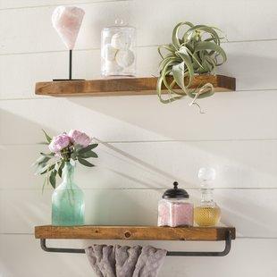 Wicker Wall Shelf | Wayfair