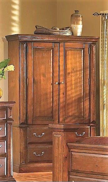 Progressive Furniture Torreon Armoire