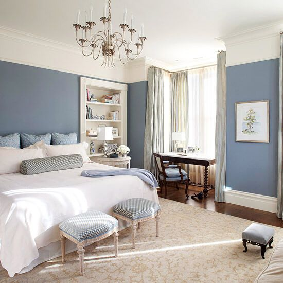 5 Colours Proven to Change the Mood of Your Home | Home Decor - Blue
