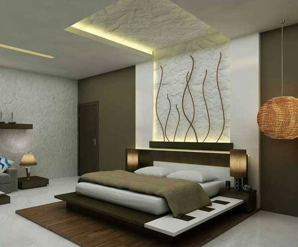 Modern #Bedroom #Design | Home-land in 2019 | Bedroom, Modern