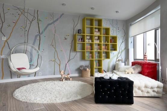 10 Contemporary Teen Bedroom Design Ideas - DigsDigs