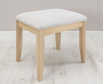 Haven 2-seater Bedroom Stool