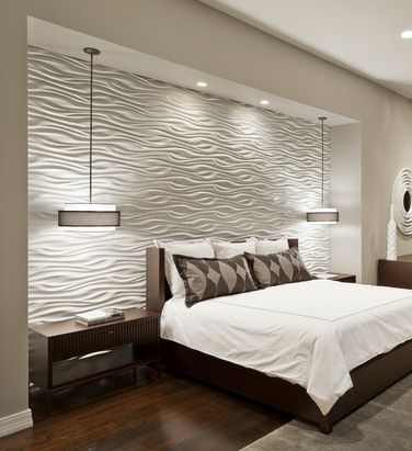 15 Unique and Interesting Bedroom Walls | Ideas for bedroom