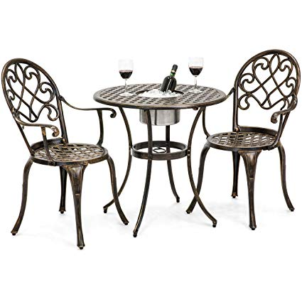 Bistro Table Set – An Elegant Choice for   Little Spaces