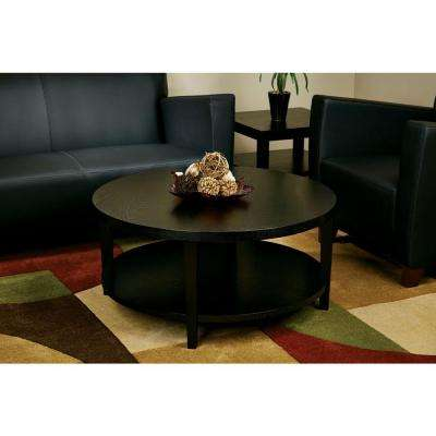 Round - Black - Coffee Tables - Accent Tables - The Home Depot