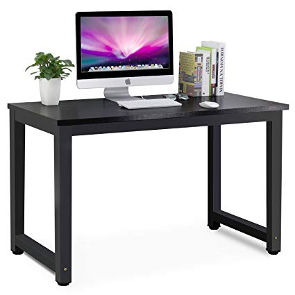 Amazon.com : Tribesigns Modern Simple Style Computer Desk PC Laptop
