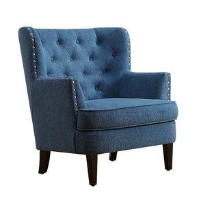 Sapphire Blue Chair | Wayfair