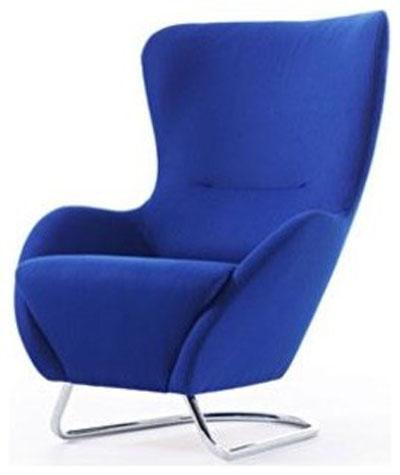 Blue Earl Chair - Chairblog.eu