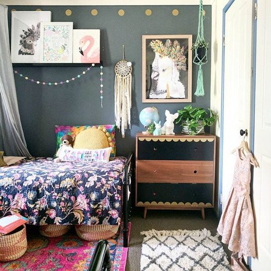 Boho Room Decor: The 9 Must-Have Decor Elements For Your Kid's Room