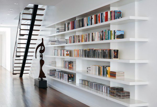 70 Bookcase Bookshelf Ideas - Unique Book Storage Designs
