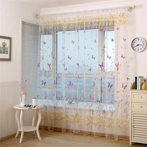 ▷ Butterfly Curtains | Helping Animals At Risk