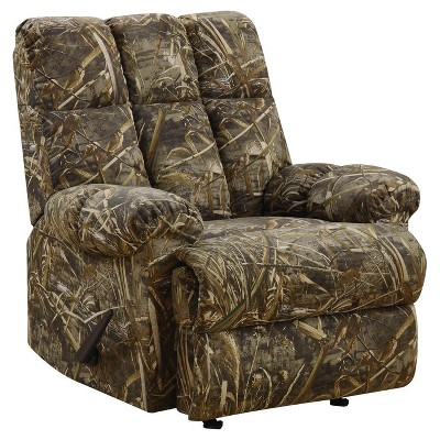 Brookmeadow Realtree Camouflage Rocker Recliner - Dorel Living : Target