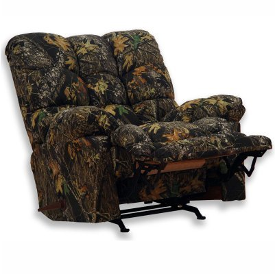 Amazon.com: Magnum Camo Rocker Recliner Infinity: Kitchen & Dining
