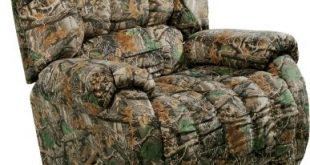 Best Home Furnishings Beast Camouflage Recliner : Cabela's
