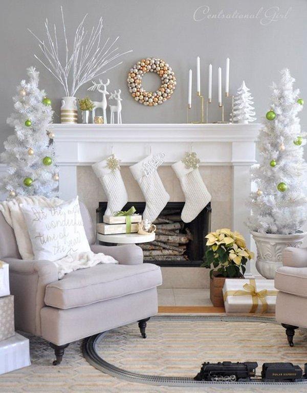 65 Christmas Home Decor Ideas | Art and Design