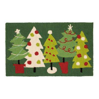 Door Mat - Christmas Rugs & Doormats - Christmas Decorations - The