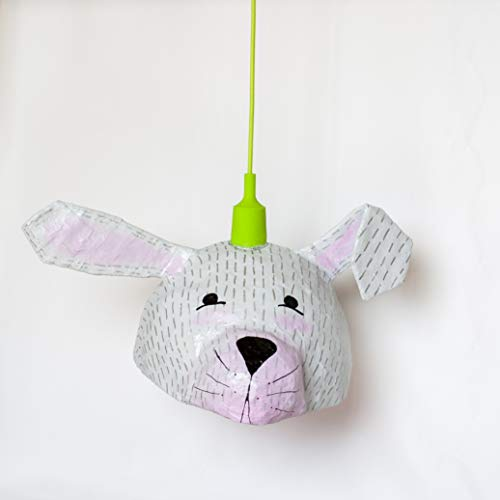 Amazon.com: Bunny Lamp - Kids Lamp - Nursery Lighting - Childrens