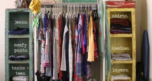 10 Alternative Clothing Storage SolutionsDIY Closets