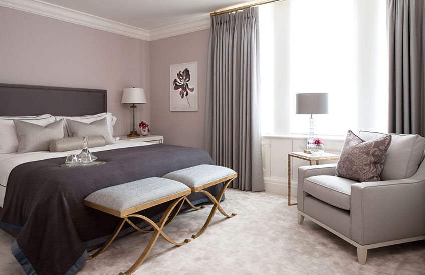 Find Your Favorite Colour Schemes for   Bedrooms
