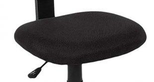 Amazon.com: AmazonBasics Low-Back Computer Task/Desk Chair with