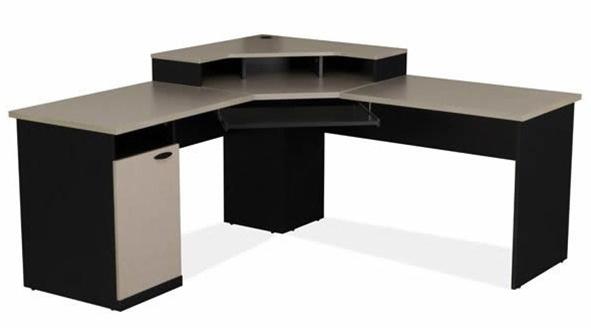 69430 - Hampton Corner desk / Computer Desk - Bestar