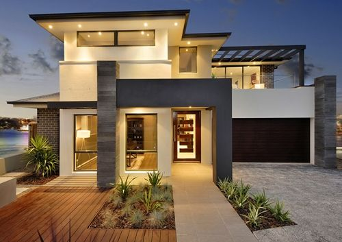 dramatic contemporary exteriors - Google Search | Drexel Exterior
