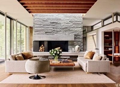 Contemporary Interior Design: 13 Striking and Sleek Rooms