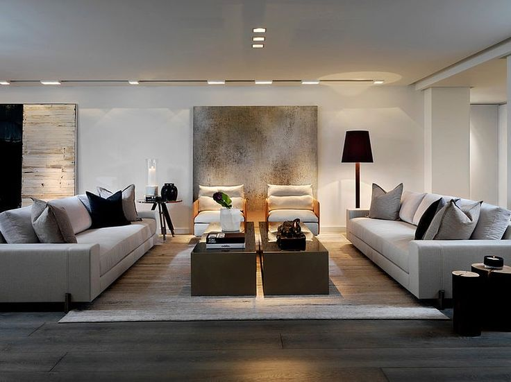 Contemporary Interior Design Ideas Beauteous Design Luxury