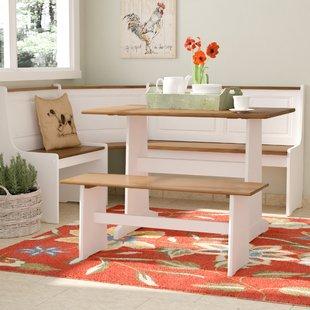 Kitchen Nook Corner Seating | Wayfair