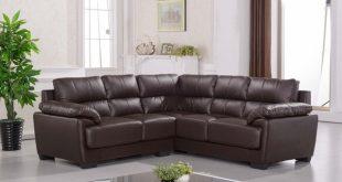 Corner Leather Sofa Corner Sofas-in Living Room Sofas from Furniture
