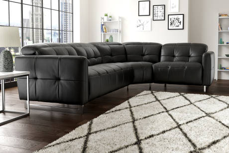 Leather Sofas | Sofology