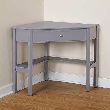 Amazon.com: Target Marketing Systems Ellen Corner Desk with One