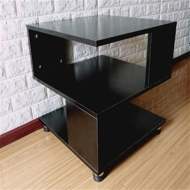 40*40*40CM Multipurpose Bedside Table Sofa Side Coffee Table Living