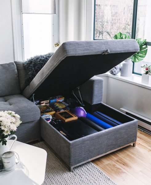 Sofa Bed for Small Spaces: How to Host Your Friends In Your Tiny Home.