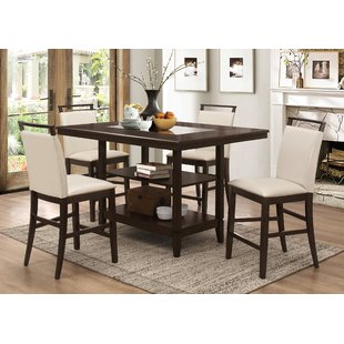 Birch Counter Height Kitchen & Dining Room Sets You'll Love | Wayfair