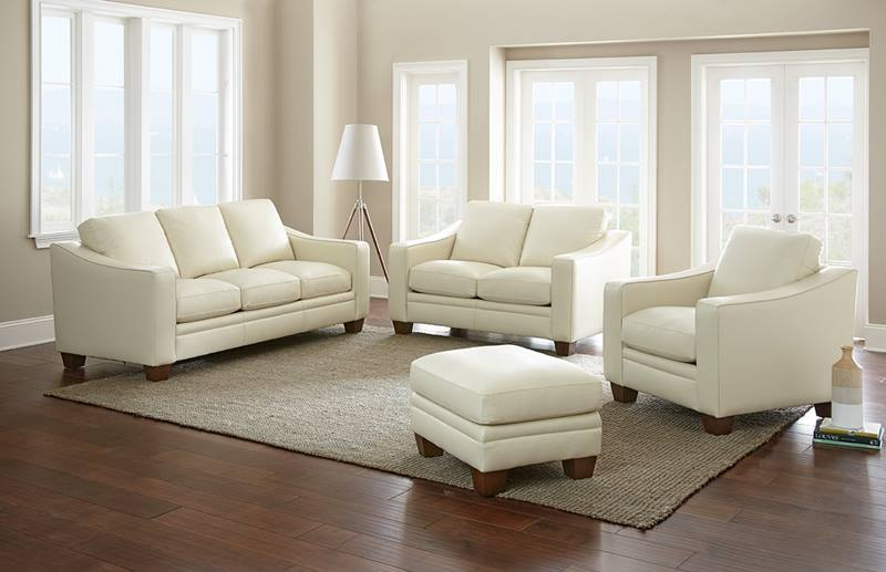 Steve Silver | VT900 Pavarotti Leather Sofa Set | Dallas Designer