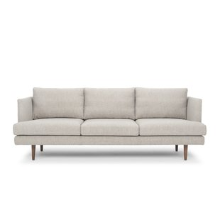 Modern & Contemporary Cream Sofa | AllModern