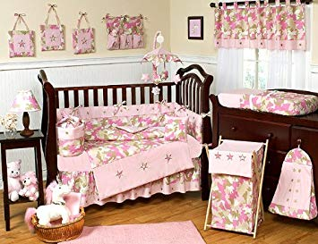 Amazon.com : Khaki and Pink Camo Camouflage Military Baby Girl