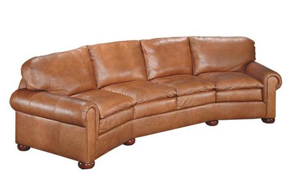 Curved Sofa for Trendy Homes