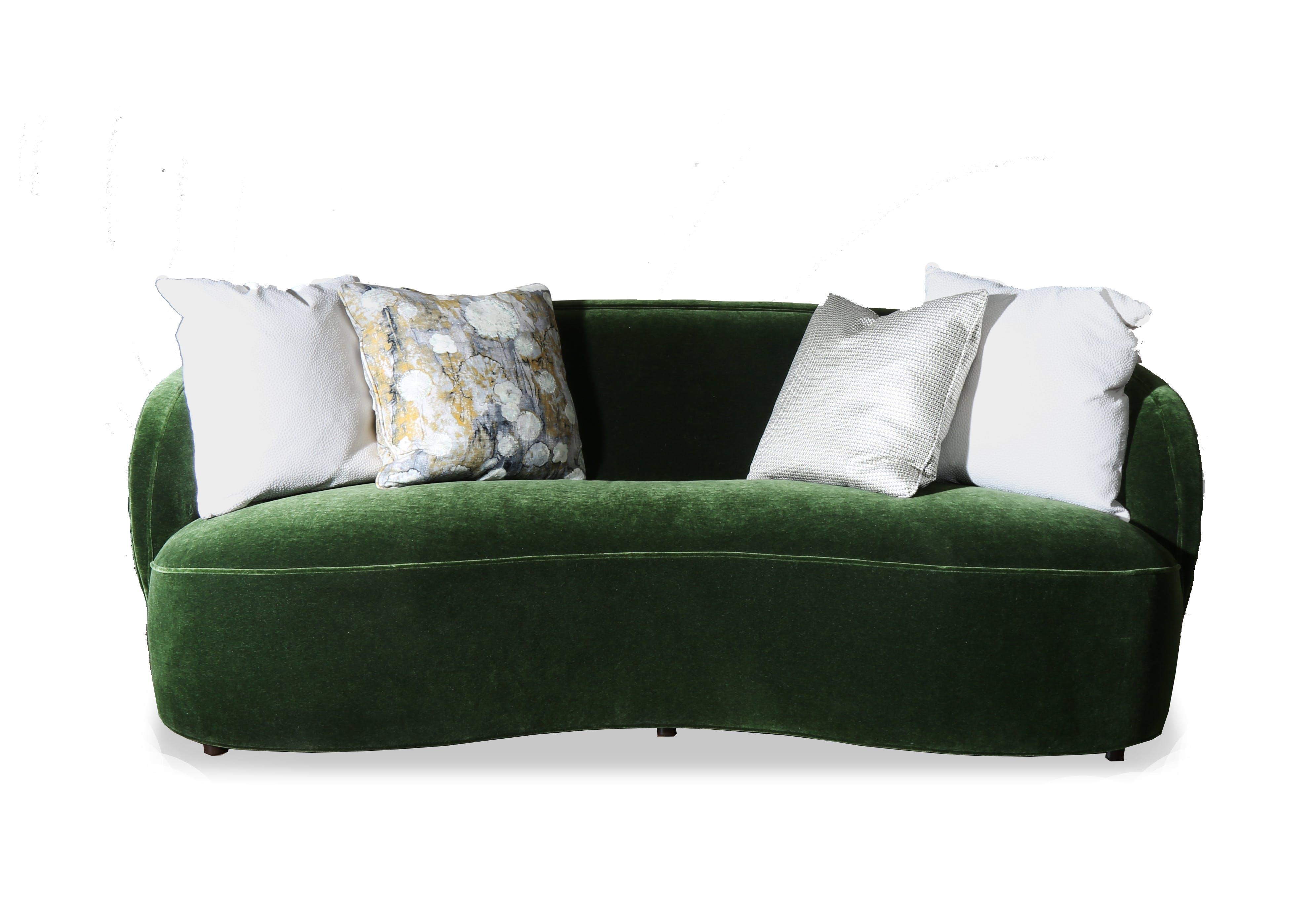 Rondo Curved Sofa