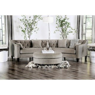 Buy Curved Sectional Sofas Online at Overstock | Our Best Living
