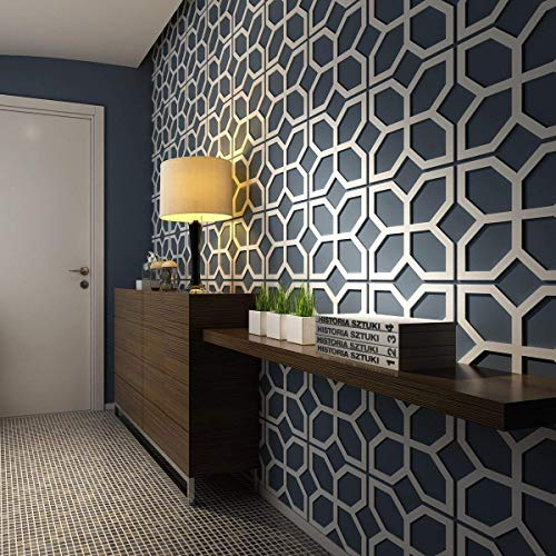 Amazon.com: HomeArtDecor - 3D Wall Panels - Panele 3D - Wall