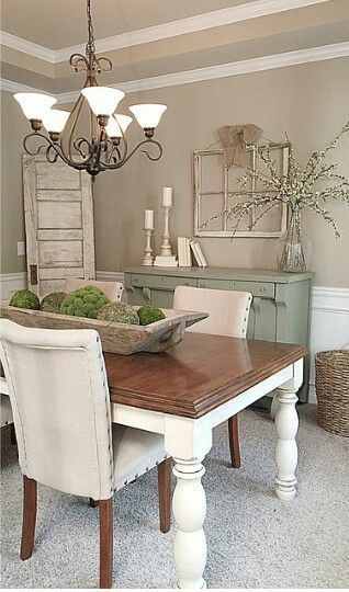 Dining Room Decoration Makes Your Room   More Charming
