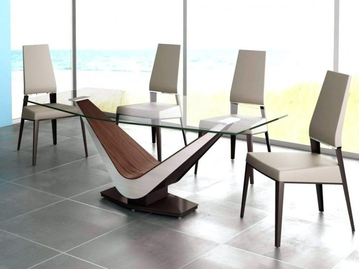 Modern Dining Suites Room Provence Suite Furniture Glass Table Set