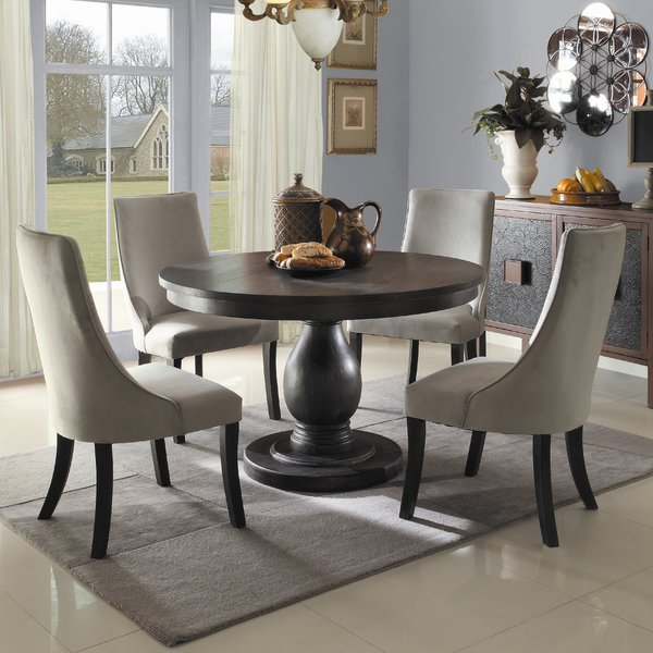 Barrington 5 Piece Dining Set & Reviews | Birch Lane