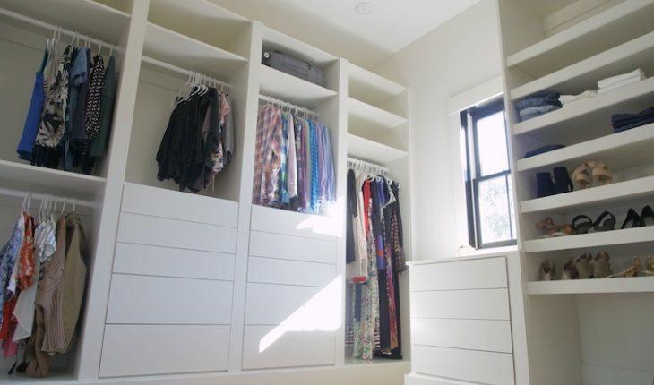 DIY Master Closet » Rogue Engineer