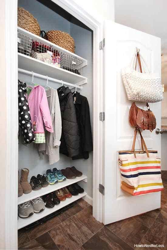 27 DIY Closet Organization Ideas That Won't Break The Bank