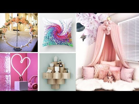 DIY Room Decor! 15 Diy Room Decorating Ideas DIY Wall Decor, DIY
