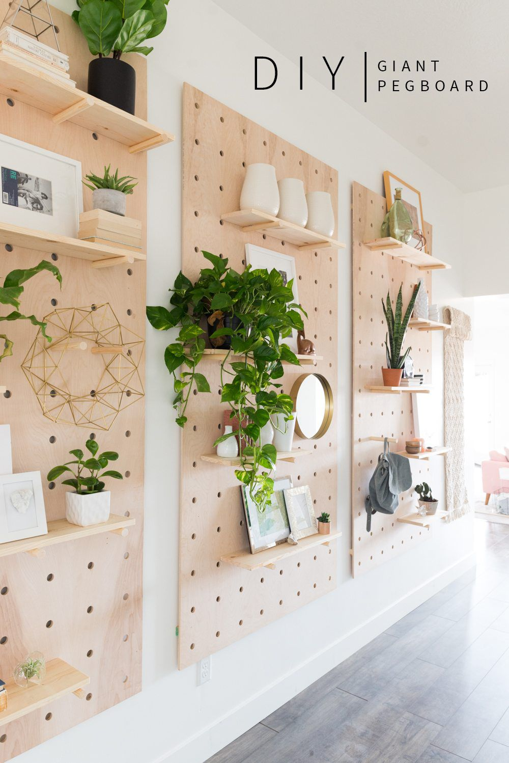 14 Unique DIY Shelving Ideas - How to Make and Build Shelves